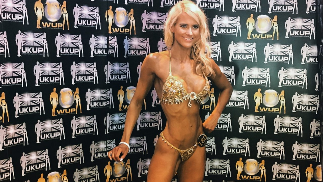 Ex-bodybuilder on how she became obsessed about weight