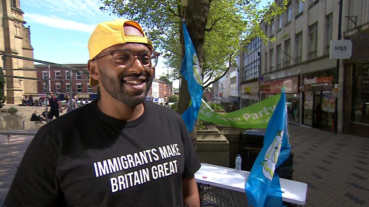 Magid Magid: Green Party 'only solid remain party that is anti-austerity'