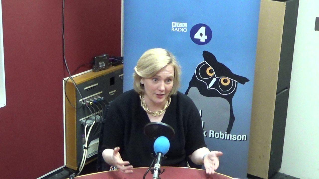 Stella Creasy: Brexit is the Monty Python foot