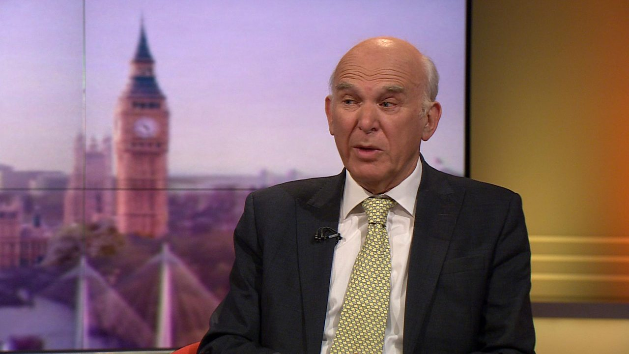 European Elections 2019: Lib Dems are the stop Brexit party - Cable