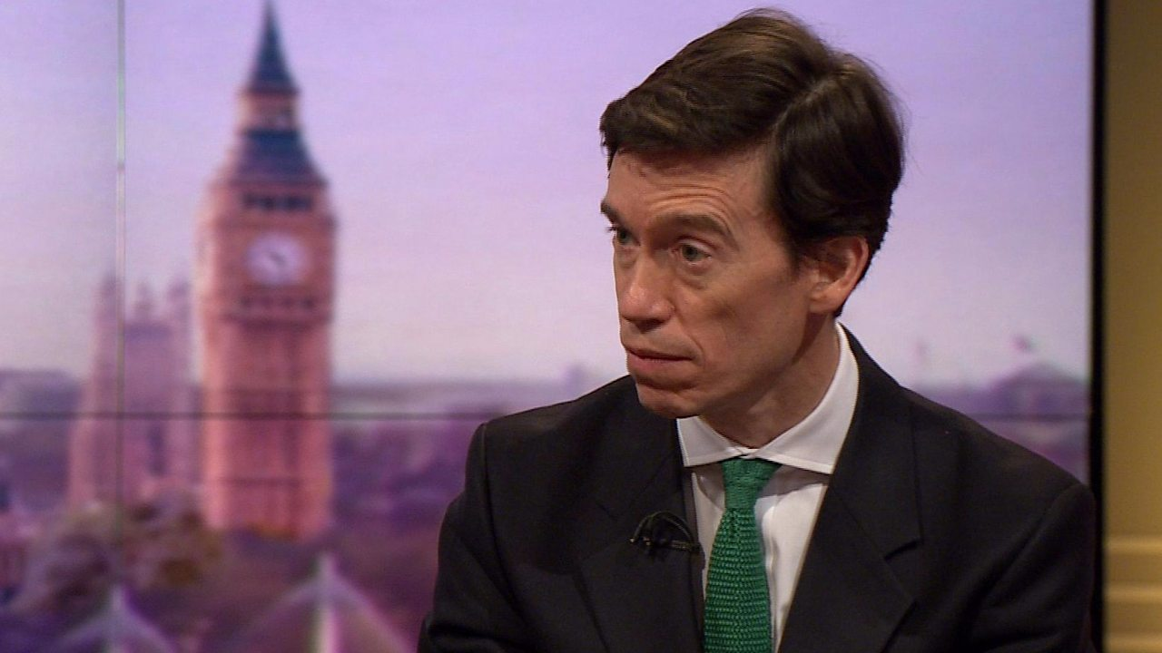 Brexit: Rory Stewart on 'bold offer' to Labour