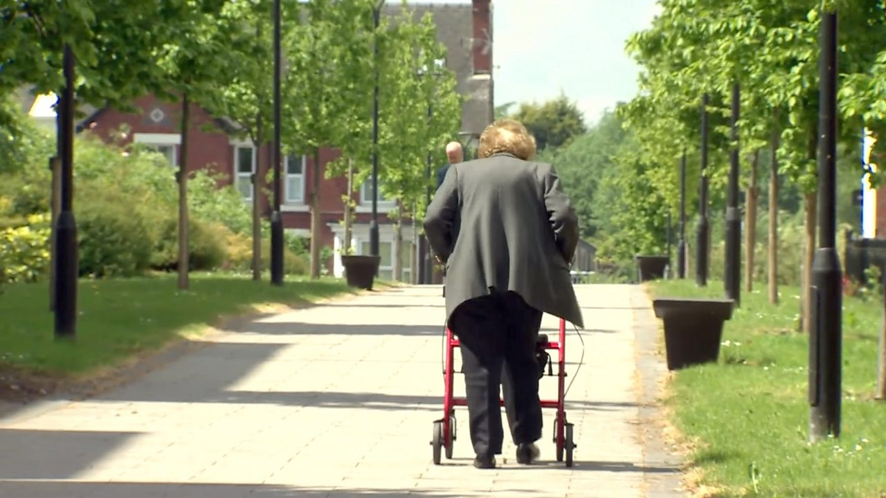 Adult social care: Who will pay when we get old?