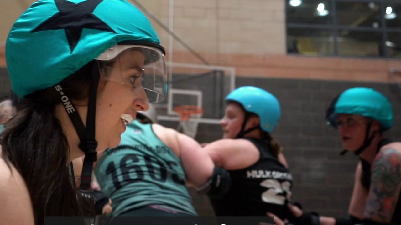 Roller derby team proud of Middlesbrough