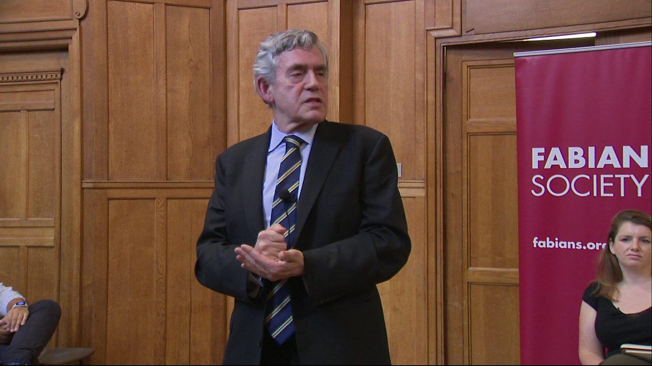 Gordon Brown: Conservatives have 'hijacked patriotism'