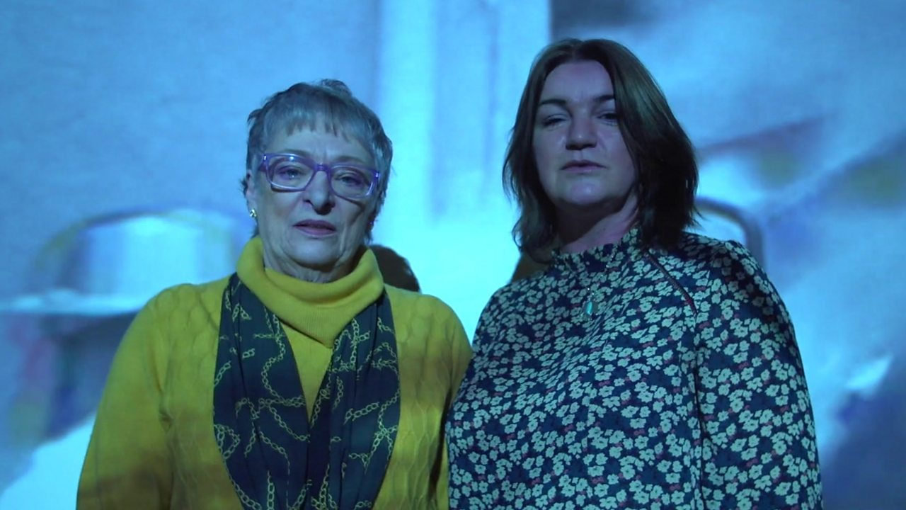 The Troubles: Two women from different sides work together on peace
