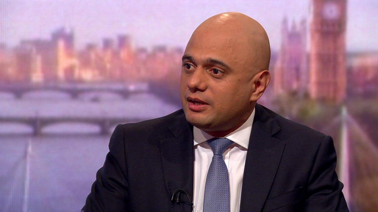 Chancellor Javid defends government Brexit deal efforts