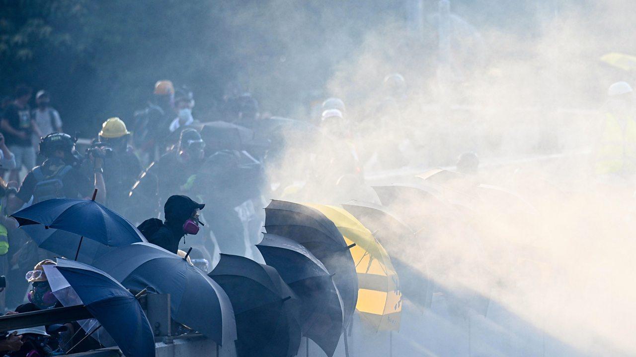 Hong Kong: Looking back at 100 days of protests