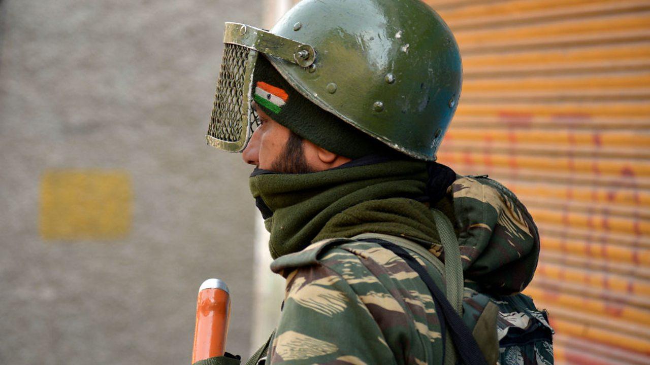 The 'tortured' children of Kashmir