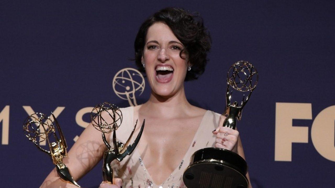 Emmy Awards 2019: Fleabag creator Phoebe Waller-Bridge acceptance speech