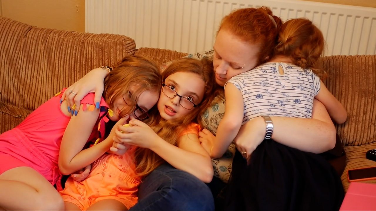 We are Stoke-on-Trent: The young carers looking after mum