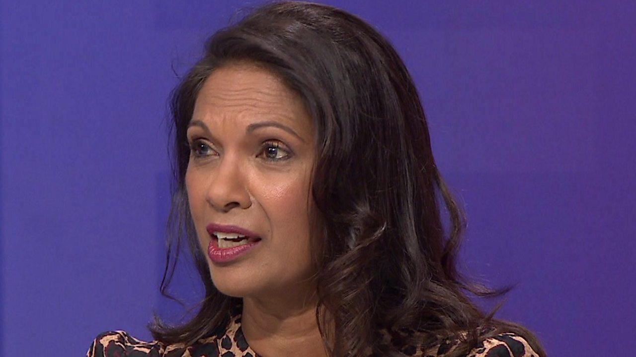 'MPs should be ashamed of themselves', says Gina Miller