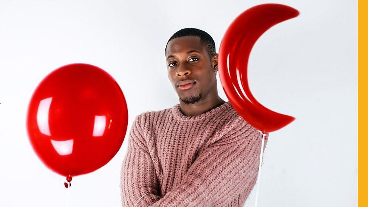 Sickle cell disease: I wanted to get people talking