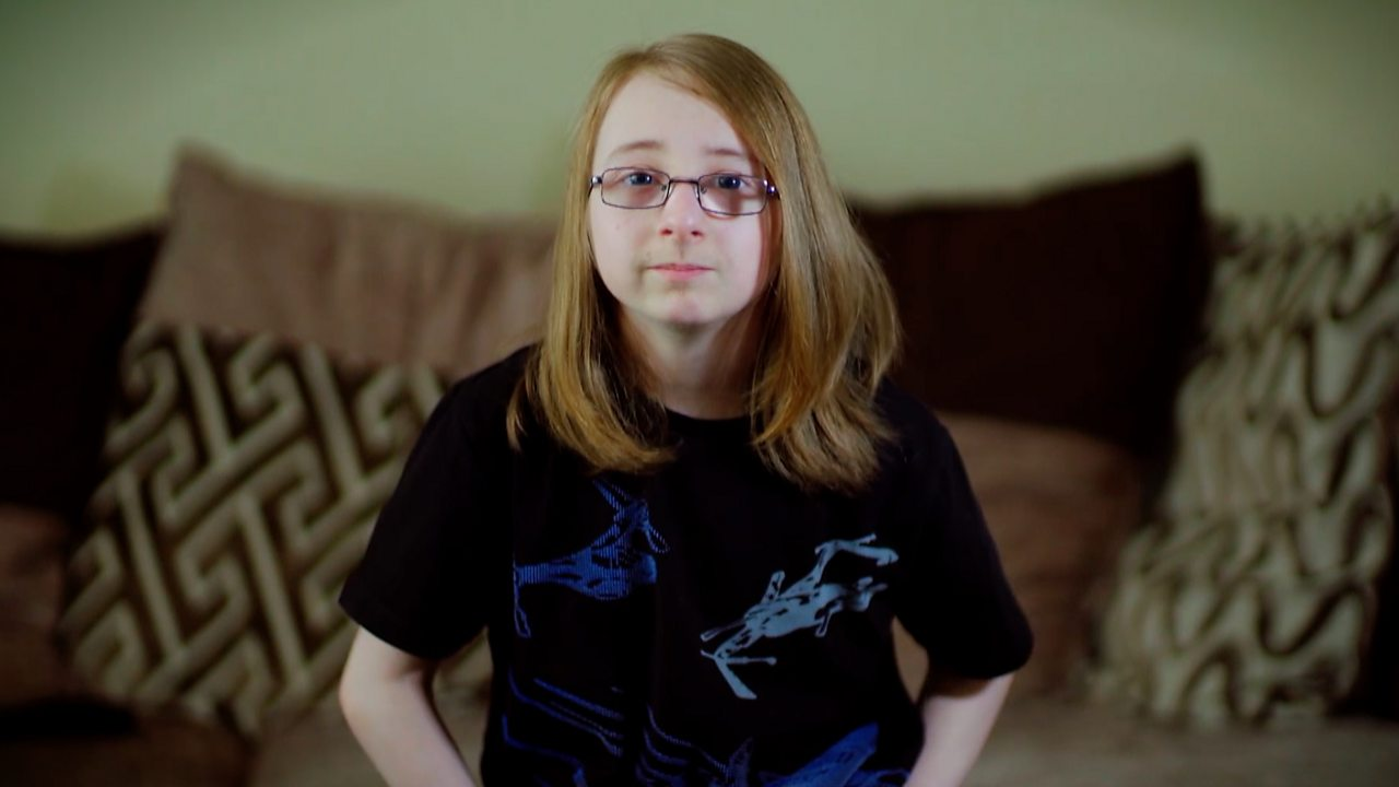 Life as a teenage dwarf: 'People think I'm four or five years old'