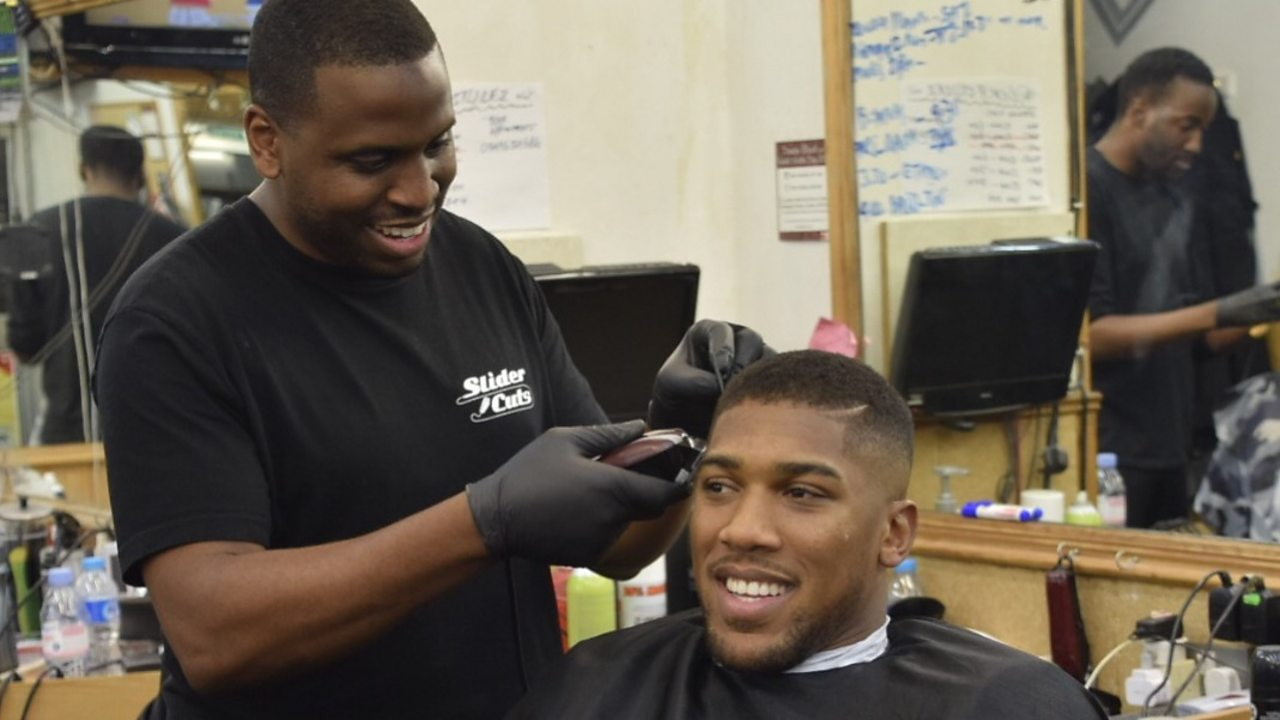 Mark Maciver: The celebrity barber 'shaping up' young people