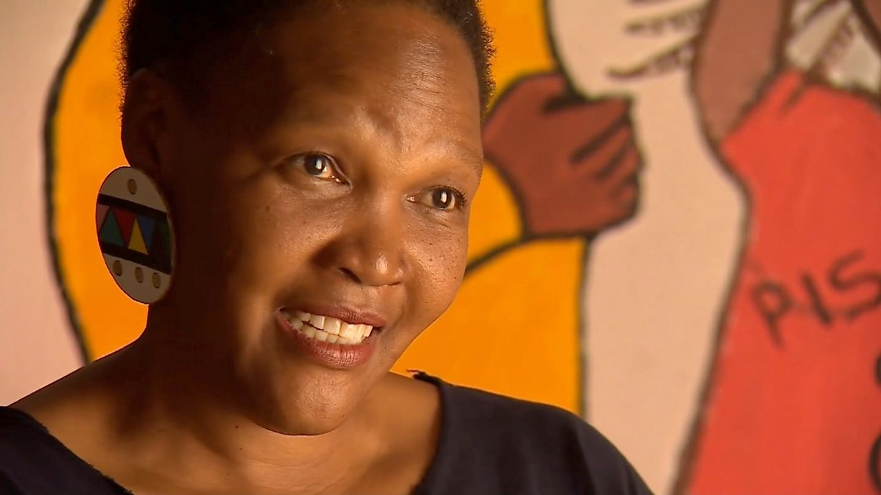Sexual violence in South Africa: 'Our cops are supposed to protect us'