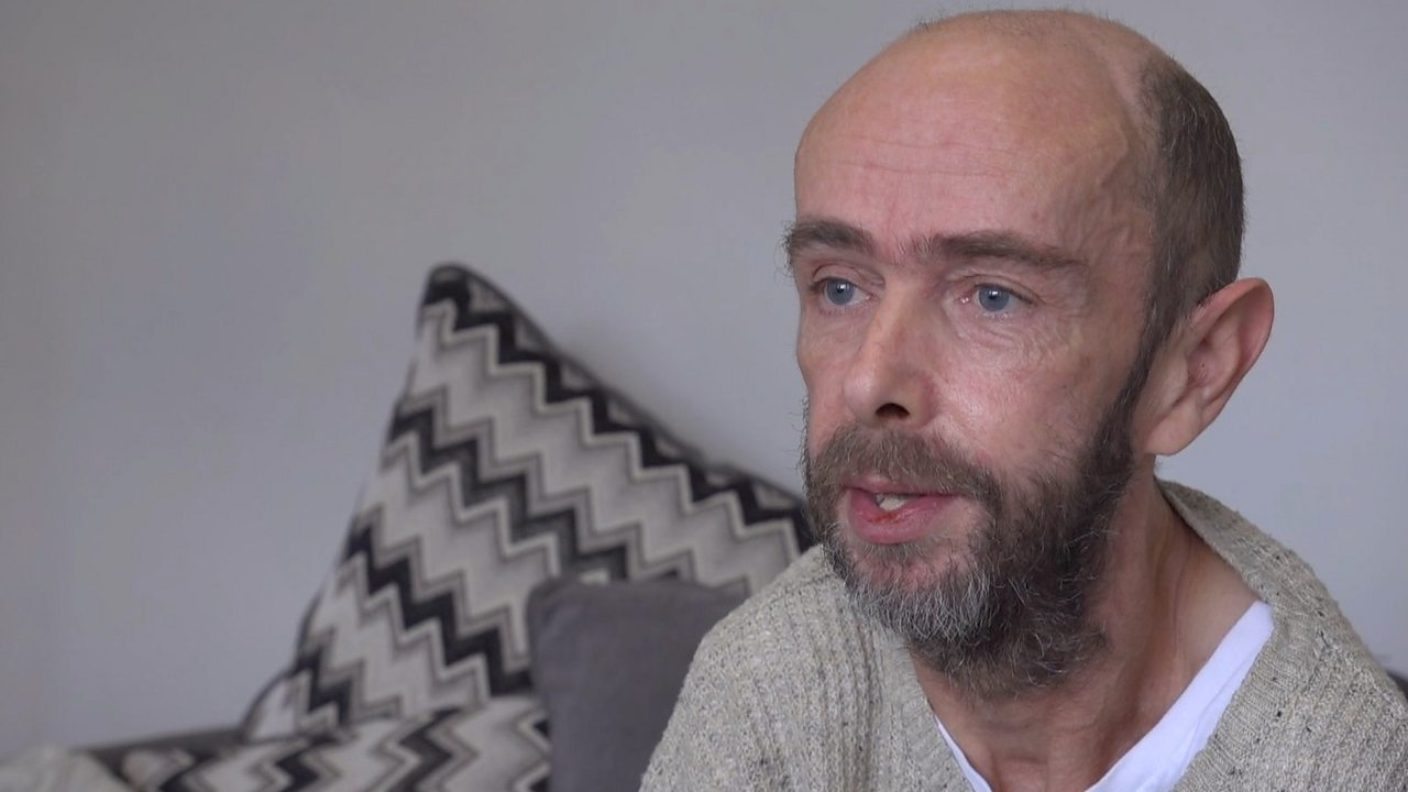 PIP: Disabled man can only afford 'tablets or food'