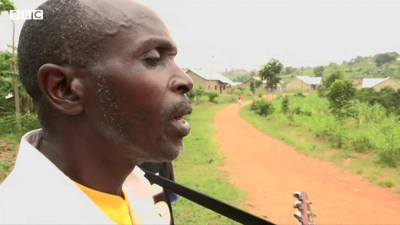 Seeking a music star in Rwanda... and finding one