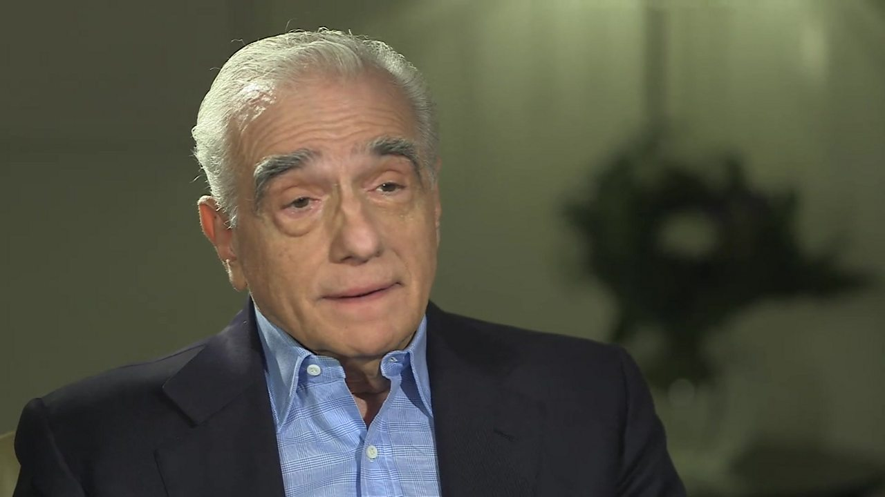 Scorsese: 'We went to Netflix because Hollywood didn't want us'
