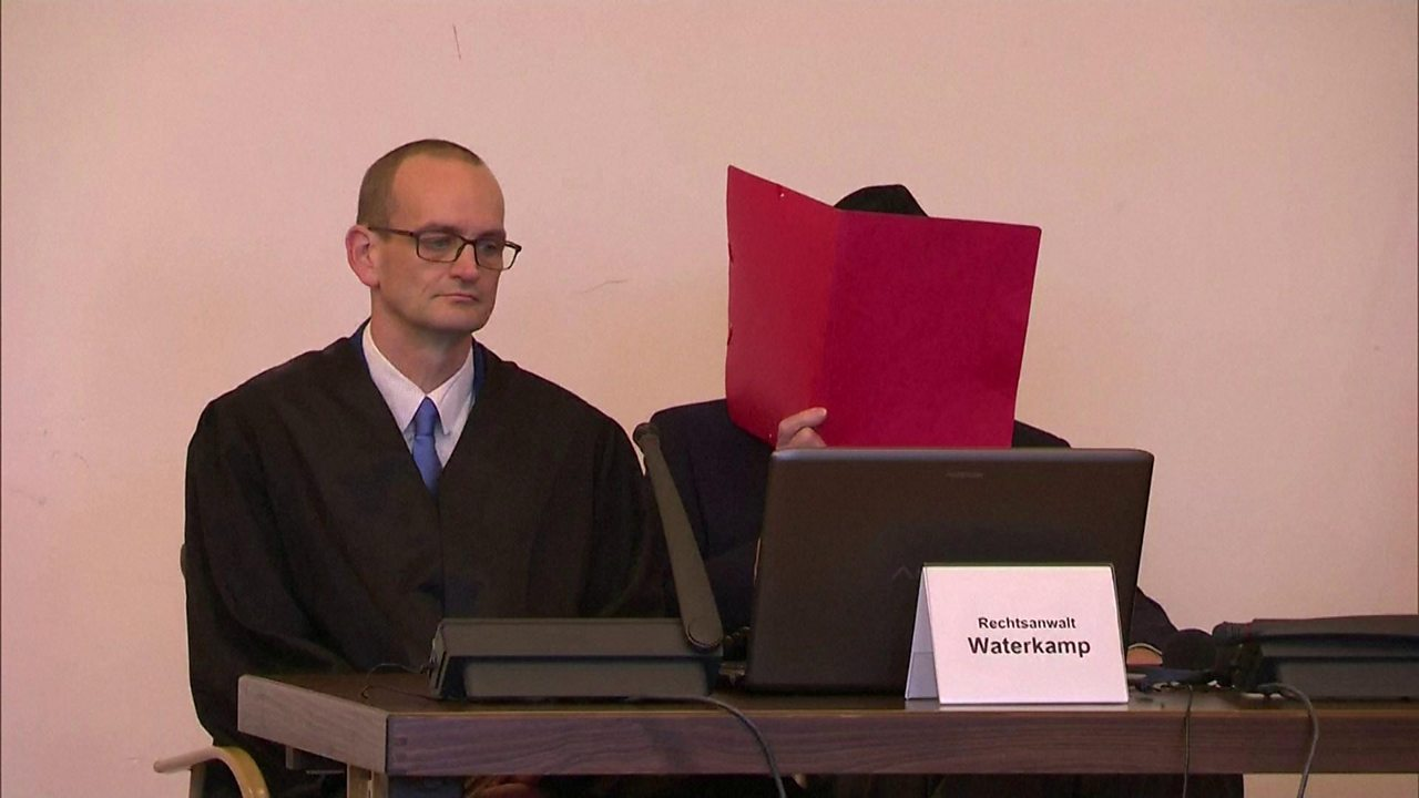 Ex-Nazi camp guard Bruno Dey goes on trial in Hamburg