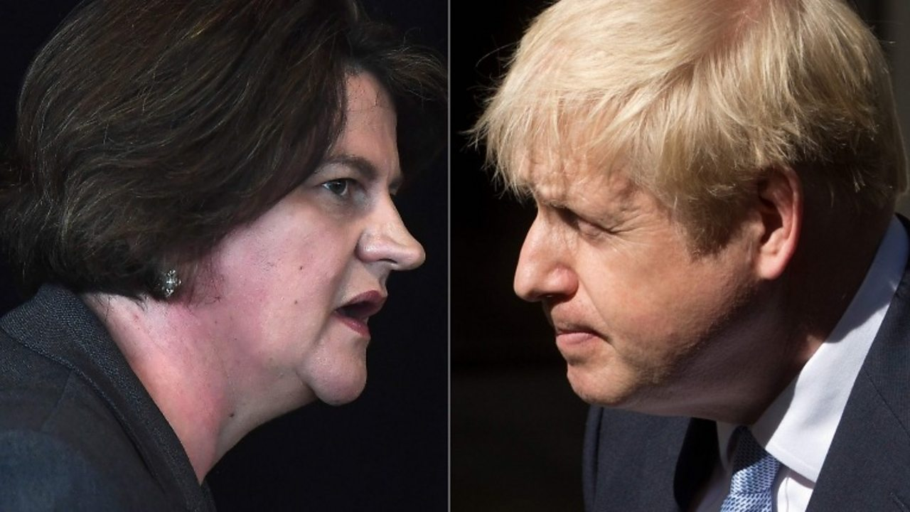 Brexit: Who are the DUP?