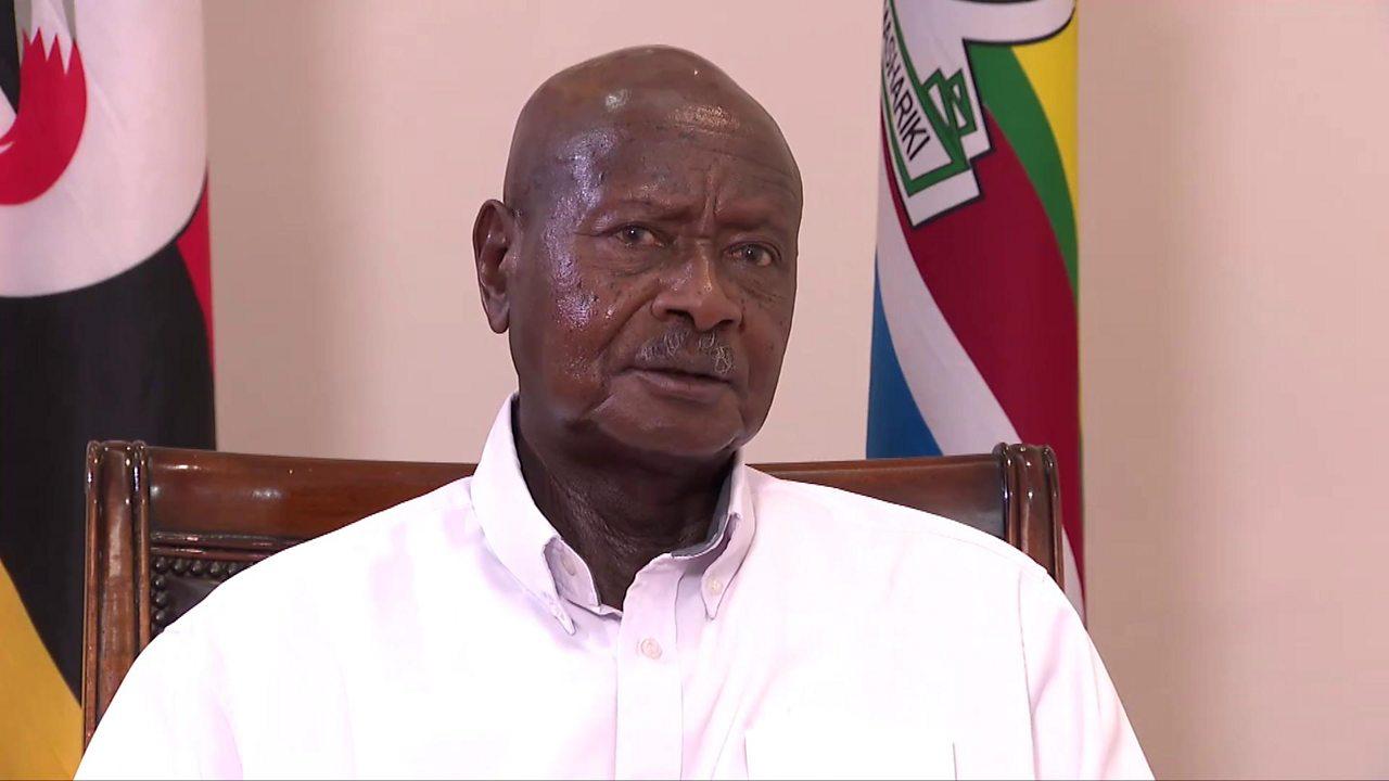 Yoweri Museveni on Bobi Wine, Rwanda and being an 'elder'