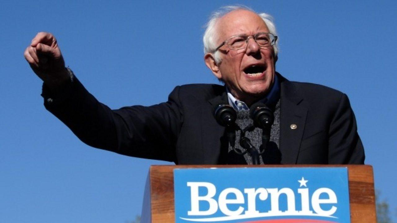 Bernie Sanders hosts rally in New York following heart attack