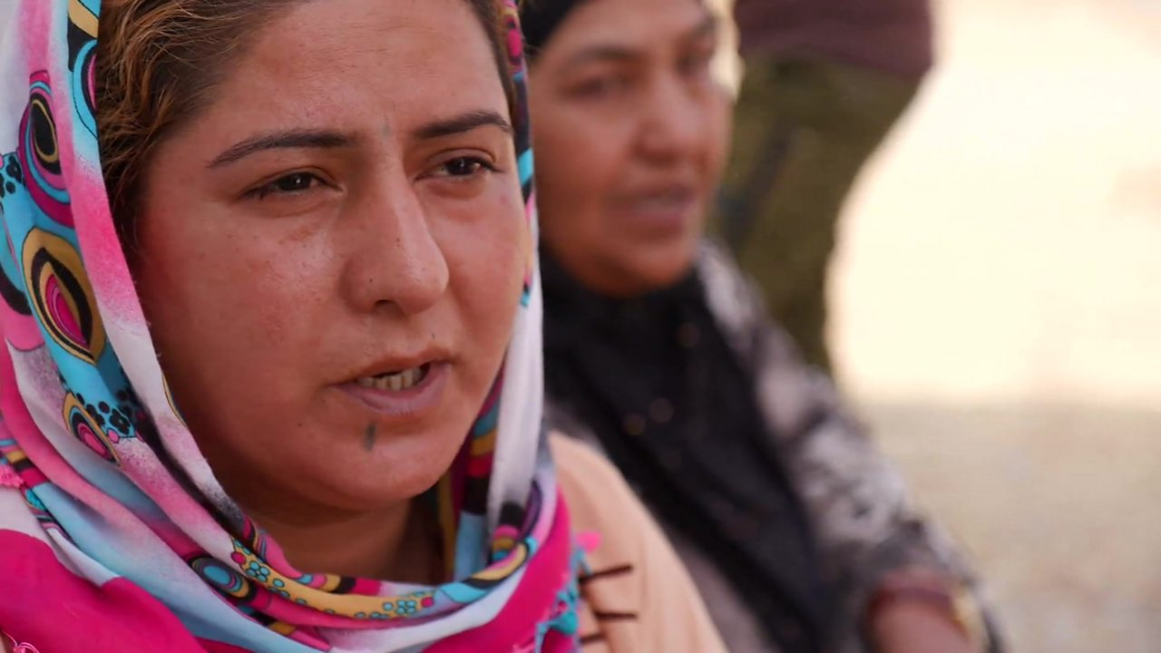 Turkey-Syria offensive: 'My children became ill from the fear'