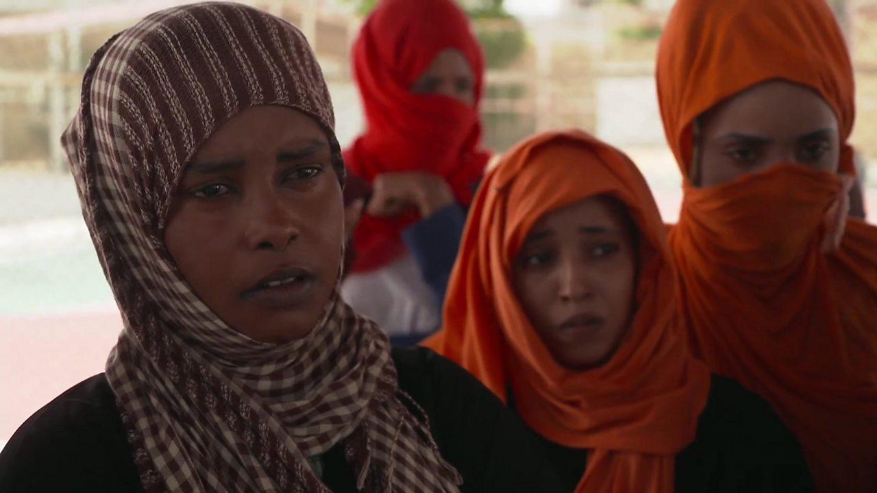 Trapped in Tripoli: The people stuck in Libya's civil war