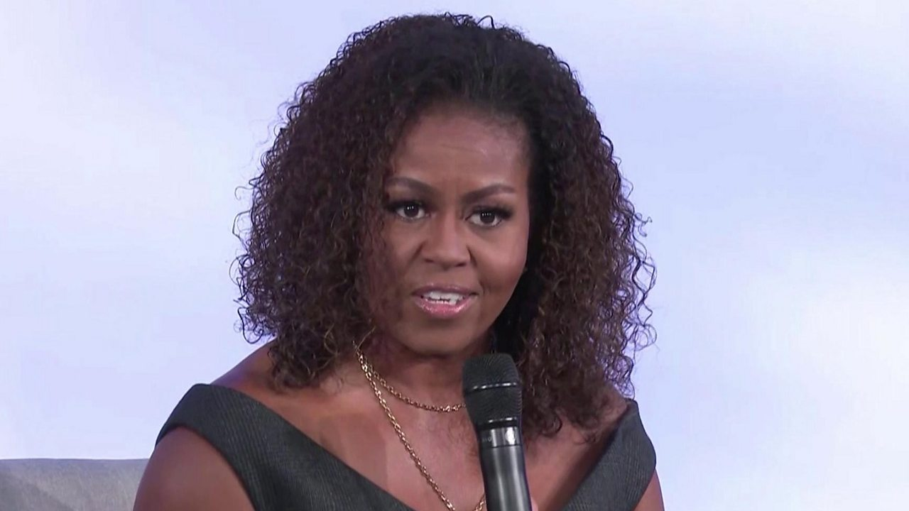 Michelle Obama on white flight: 'Y'all were running from us'