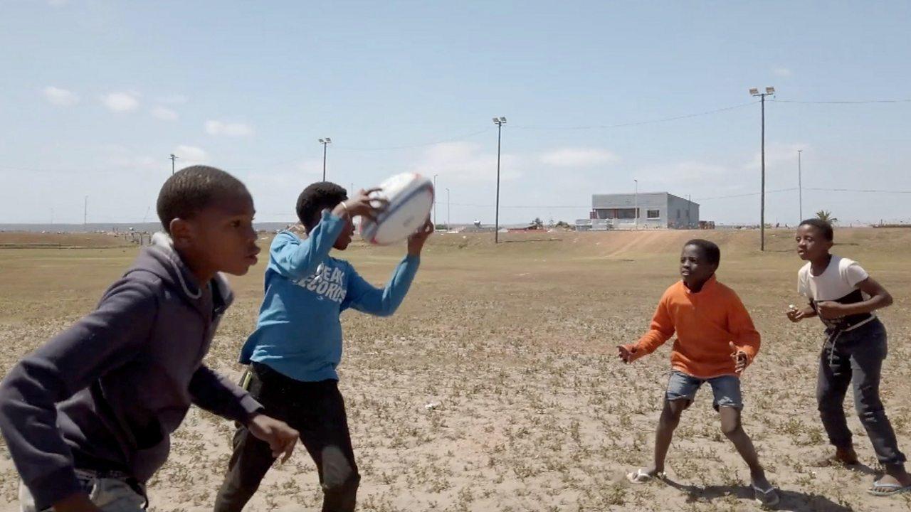 South Africa: Inside the township where Siya Kolisi grew up