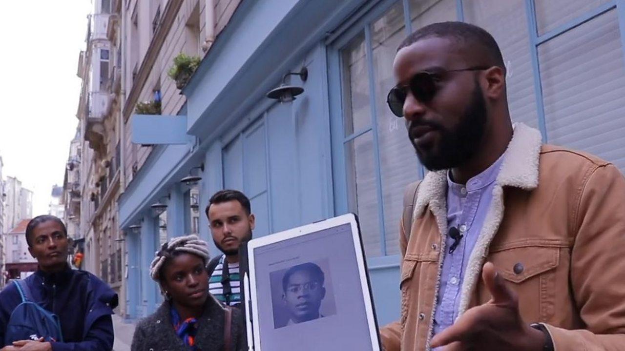 Paris tour shows how black people helped to shape France
