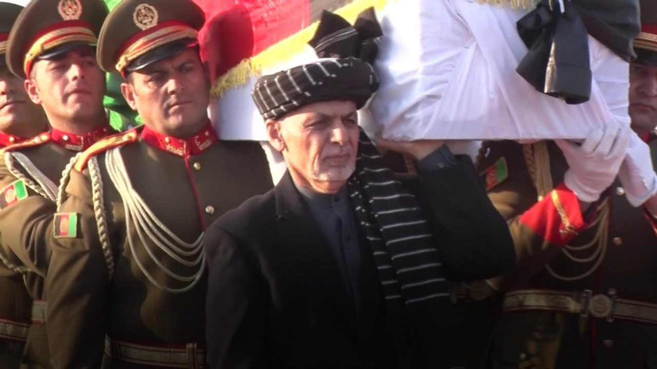 Tetsu Nakamura: Japanese doctor killed in Afghanistan returns home