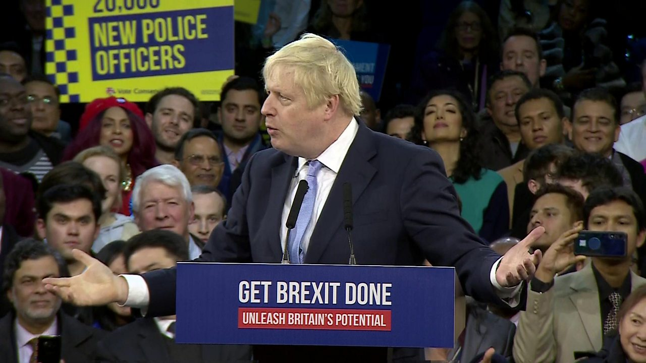 Johnson: '50,000 more nurses I should say, as the BBC are checking'