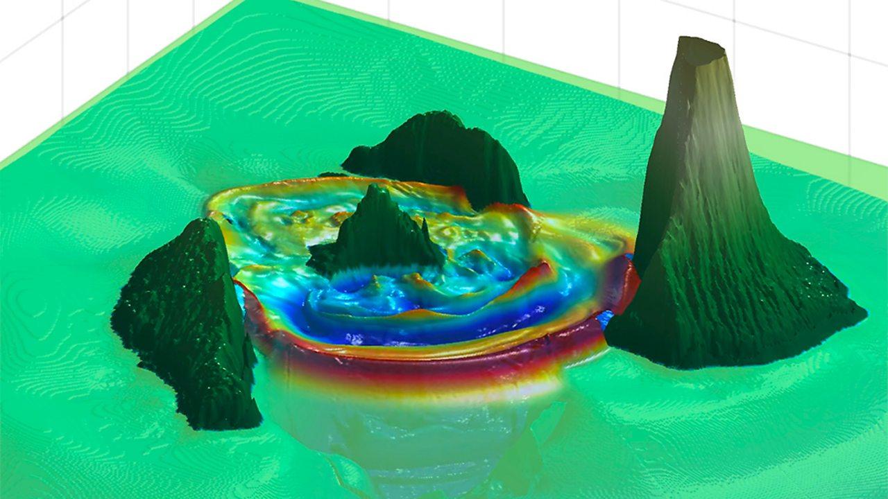 Scientists revise Anak Krakatau tsunami simulation