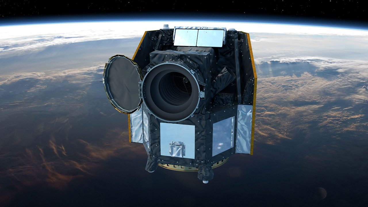 European space telescope will measure distant worlds
