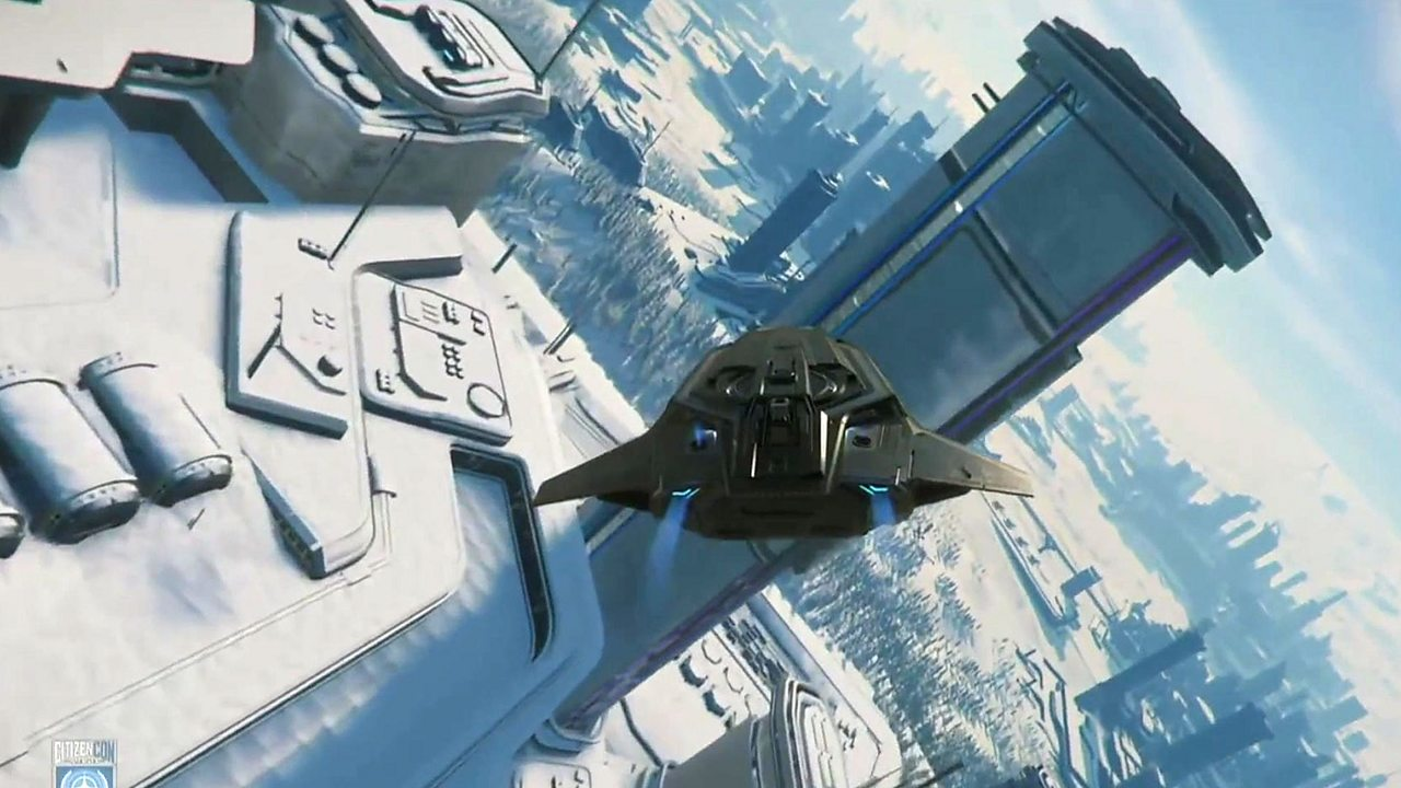 Star Citizen: Is this £200m game becoming too ambitious?