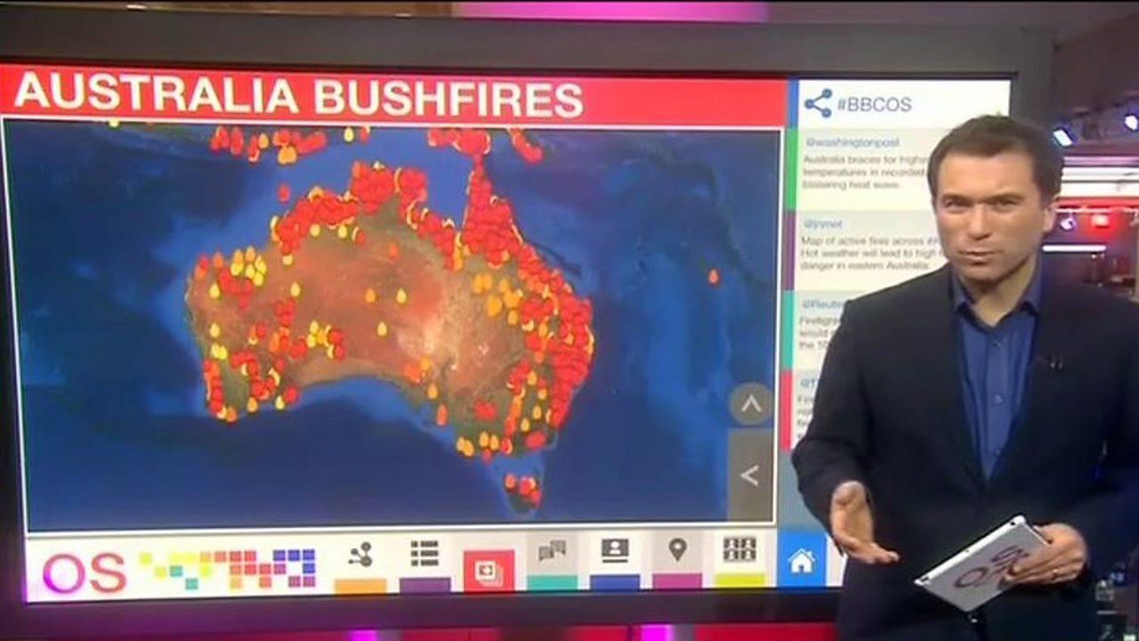 Australian bushfire anger explained