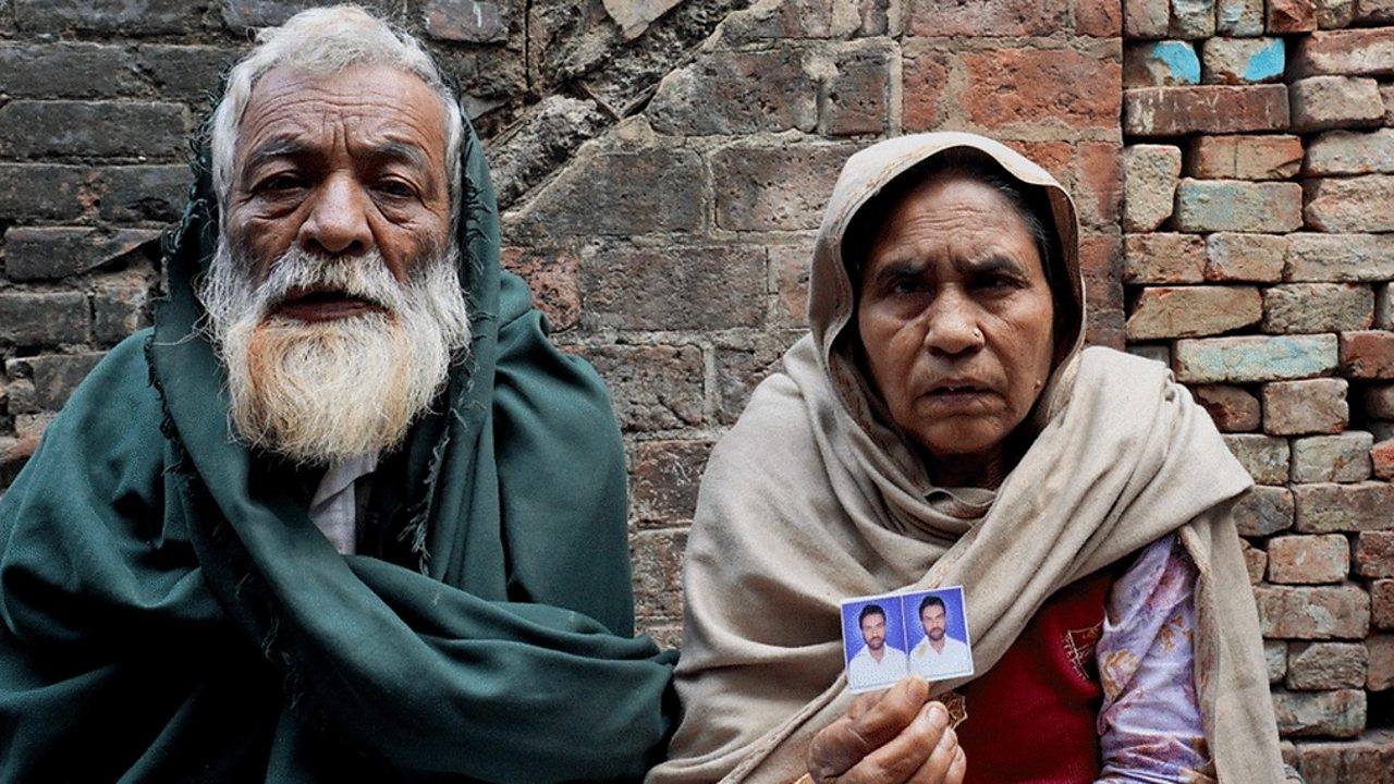 India Citizenship Act protests: 'Our son was shot dead by police'