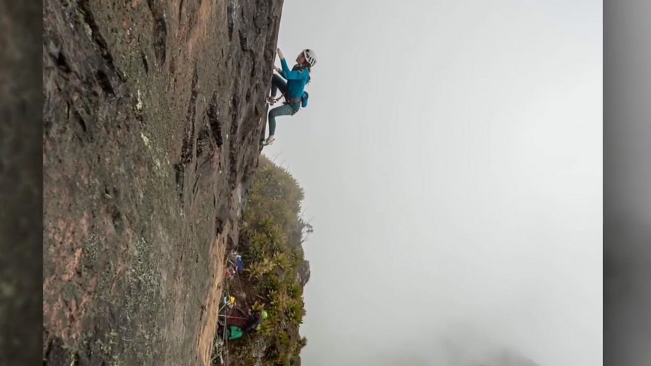 Mount Roraima climbing challenge completed by Windermere woman