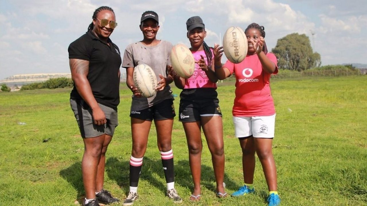South African rugby: Meet the female players changing the game