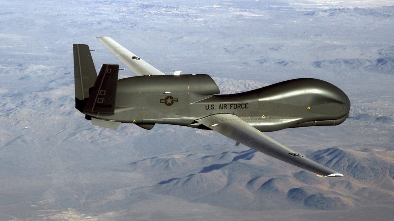 Global Hawk drones: A look at Nato's new spy tool