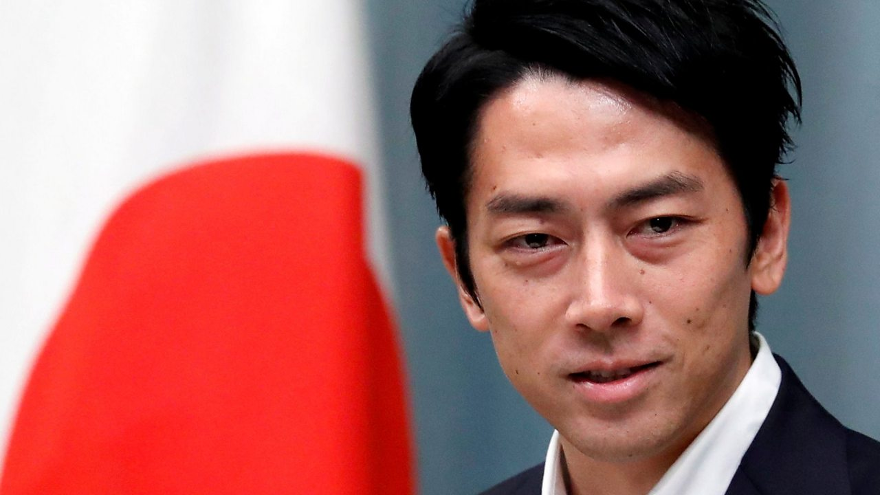 Paternity leave: Why taking Japan is talking about Shinjiro Koizumi