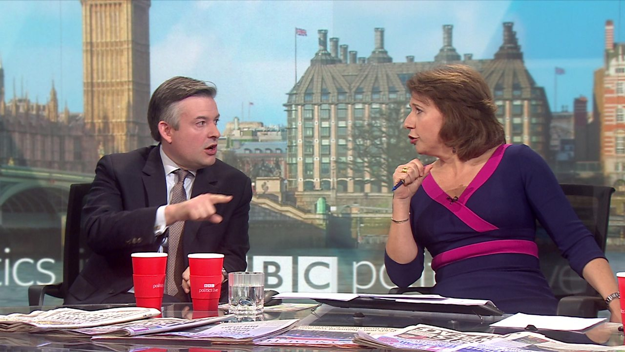 Ashworth on secret recording of Corbyn election campaign comments