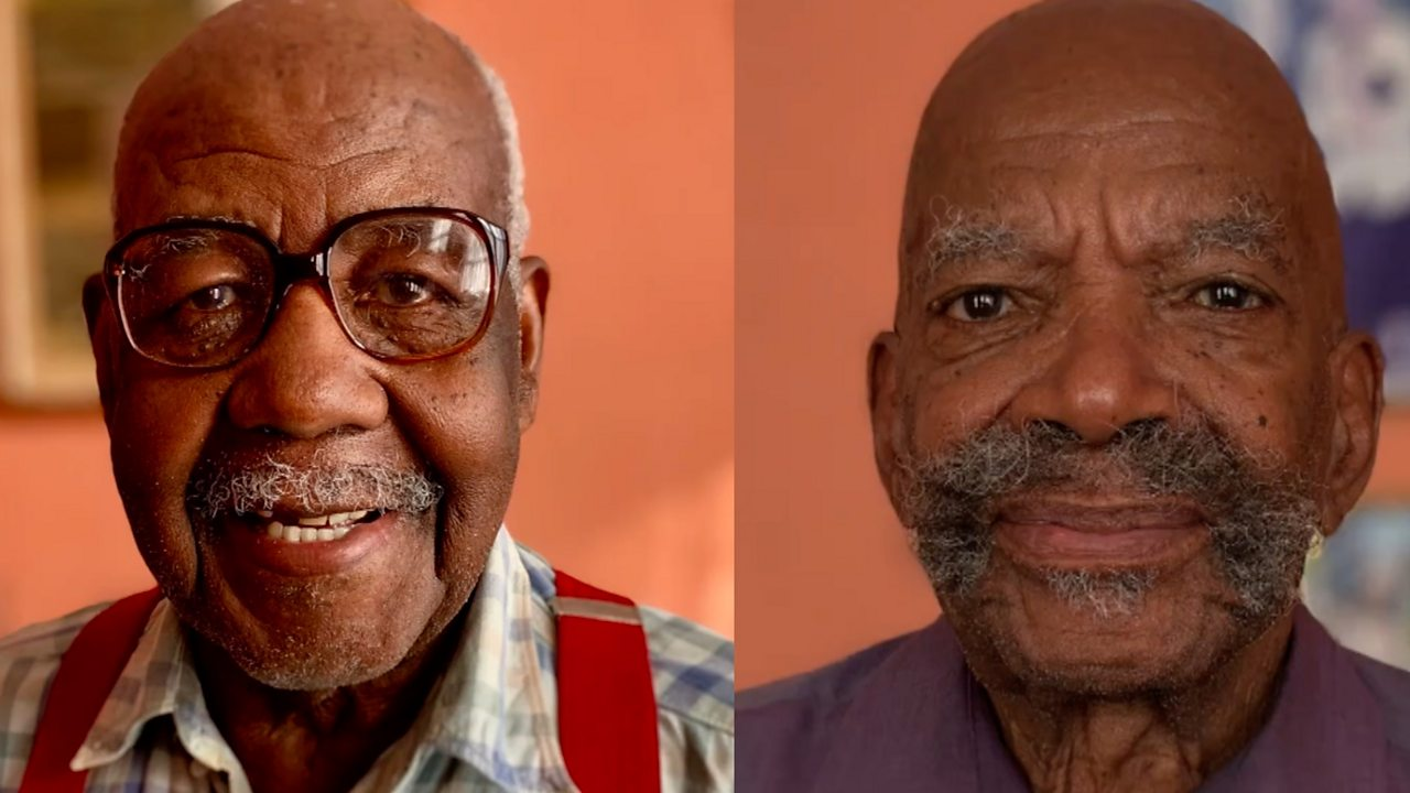 Windrush: Reunited over 70 years later