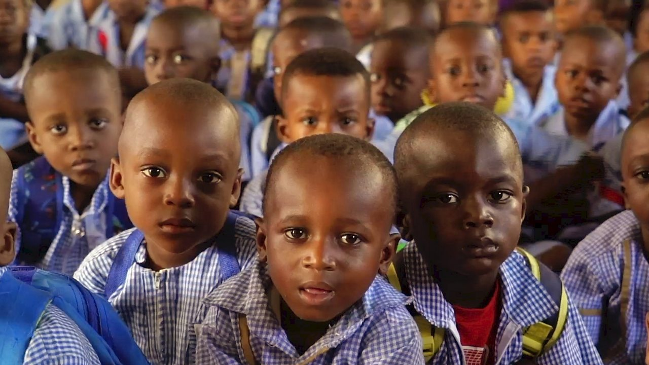 Ivory Coast is using plastic waste to build schools