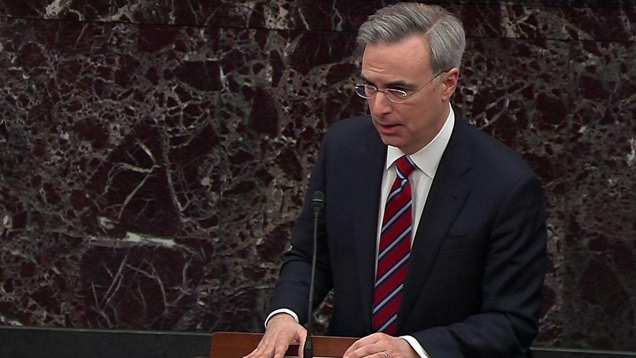 Impeachment: Democrats undoing 2016 election, say Trump lawyers