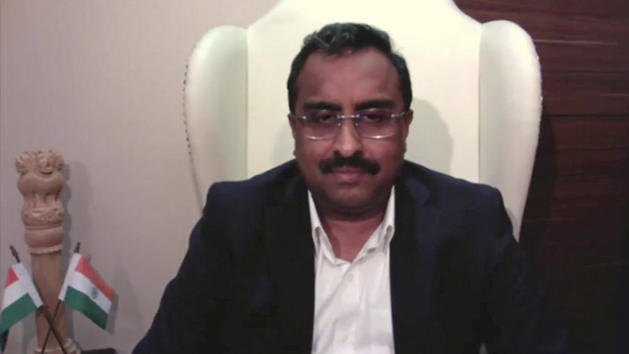Ram Madhav: Shah's 'termites' comments out of context