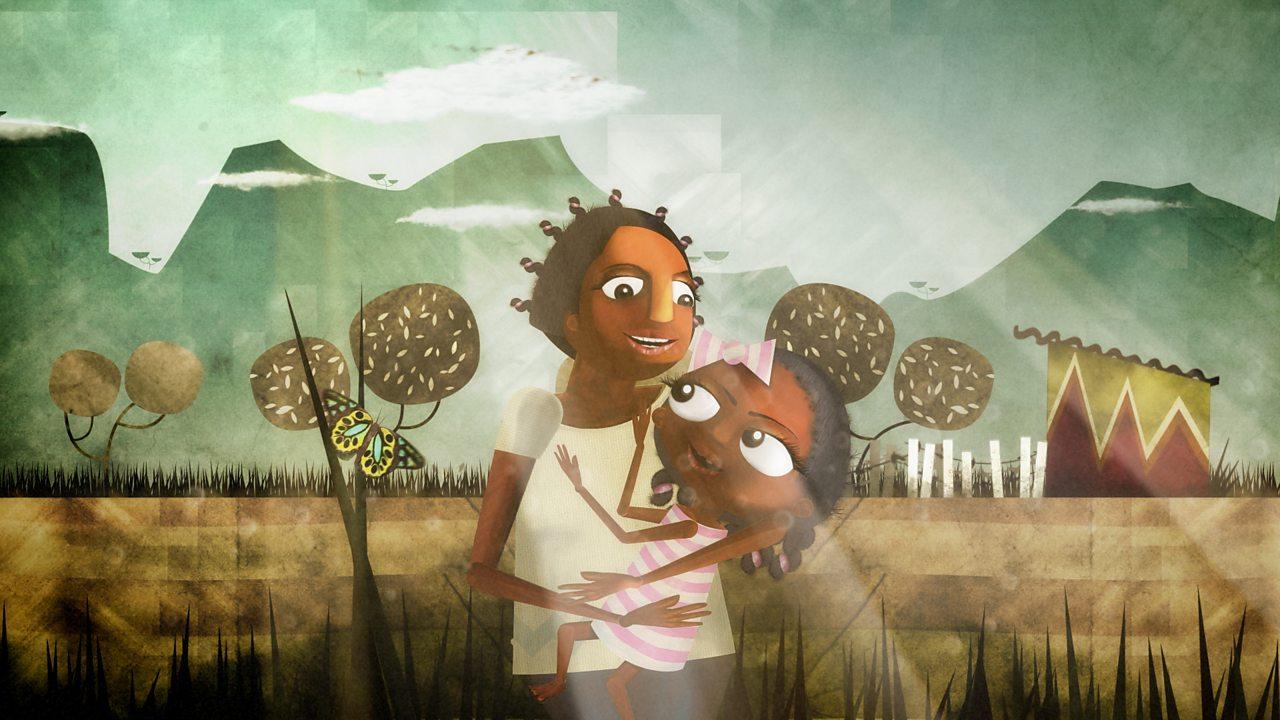 Juliane's journey from Zimbabwe