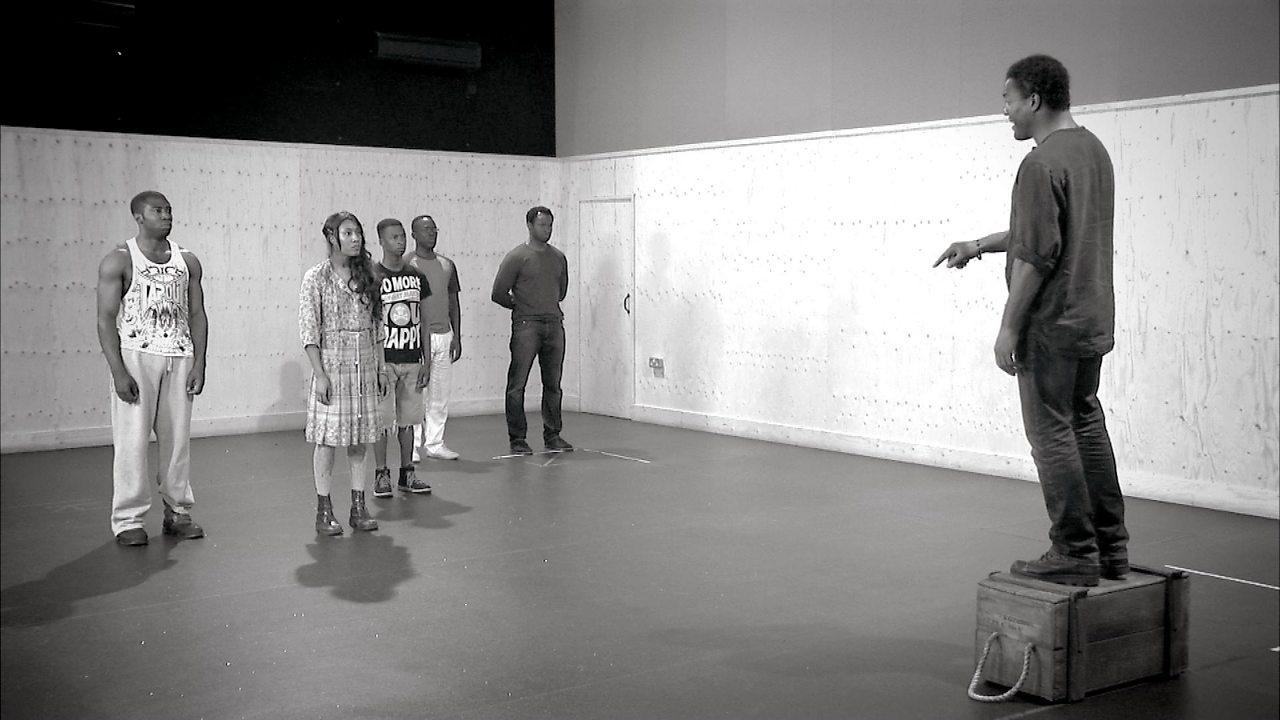 Act 3, Scene 2 - Mark Antony moves the crowd (workshop)