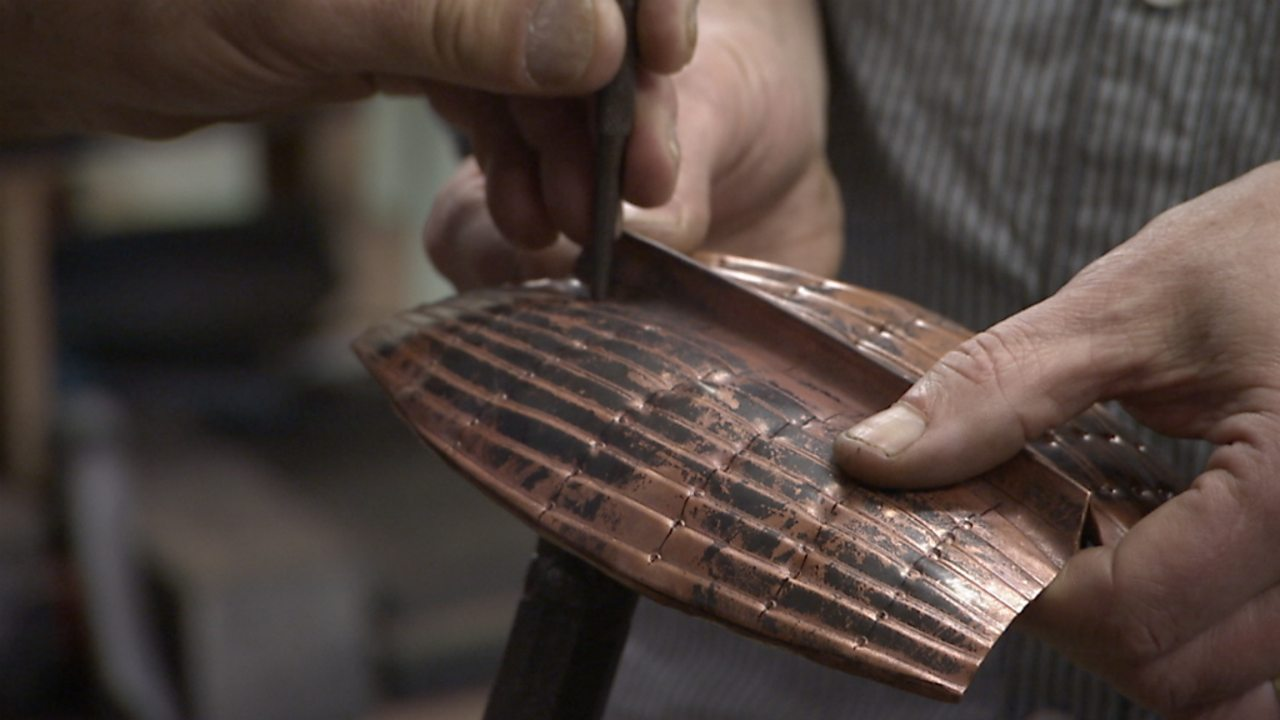 The craft of copper working